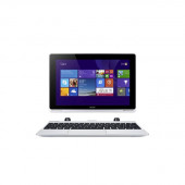 Acer Aspire Switch 10 SW5-012P-18L0 10.1 inch Touchscreen Intel Atom Z3735F 1.33 GHz/ 2GB DDR3L/ 64GB eMMC/ Windows 10 Pro Tablet w/ Keyboard (Silver) NT.L6LAA.003 / SW5-012P-18L0