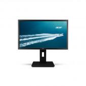 Acer B246HYL Bymdpr 24 inch Widescreen 100,000,000:1 6ms VGA/DVI/DisplayPort LED LCD Monitor, w/ Speaker (Dark Gray) UM.QB6AA.B01