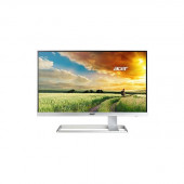 Acer S277HK wmidpp 27 inch Widescreen 100,000,000:1 4ms DVI/HDMI/DisplayPort/Mini DisplayPort LED LCD Monitor, w/ Speakers (White) UM.HS7AA.001