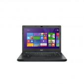 Acer TravelMate P2 TMP246-M-P4DP 14.0 inch Intel Pentium 3556U 1.7GHz/ 4GB DDR3L/ 500GB HDD/ DVD±RW/ USB3.0/ Windows 7 Professional or Windows 8.1 Pro Notebook (Black) NX.V9VAA.011 / TMP246-M-P4DP