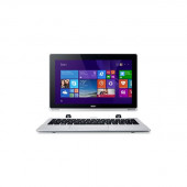 Acer Aspire Switch 11 SW5-171P-82B3 11.6 inch Touchscreen Intel Core i5-4202Y 1.6GHz/ 4GB LPDDR3L/ 128GB SSD/ Windows 8.1 Pro Tablet w/ Keyboard & Stylus Pen (Silver) NT.L6SAA.005 / SW5-171P-82B3