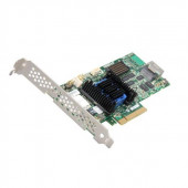 Adaptec RAID 6405 4-Port PCI-Express 2.0 x8 SAS/SATA RAID Controller Card Kit 2271100-R