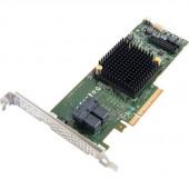 Adaptec RAID 7805 8-Port PCI-Express 3.0 x8 SAS/SATA RAID Controller Card Kit 2274200-R