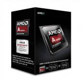 AMD A10-6800K Quad-Core APU Richland Processor 4.1GHz Socket FM2, Retail (Black Edition) AD680KWOHLBOX