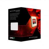AMD FX-8350 Eight-Core Vishera Processor 4.0GHz Socket AM3+, Retail FD8350FRHKBOX
