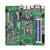 ASRock Rack C226M WS LGA1150/ Intel C226/ DDR3/ SATA3&USB3.0/ M.2/ A&2GbE/ ATX Server Motherboard C226M WS