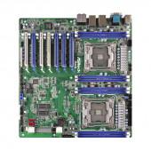 ASRock Rack EP2C612 WS Dual LGA2011-v3/ Intel C612/ DDR4/ Quad CrossFireX & 4-Way SLI/ SATA3&USB3.0/ A&V&2GbE/ SSI EEB Server Motherboard EP2C612 WS
