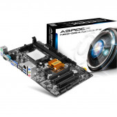 ASROCK N68-GS4/USB3 FX Socket AM3+/ NVIDIA GeForce 7025/ DDR3/ USB3.0/ A&V&GbE/ MicroATX Motherboard N68-GS4/USB3 FX