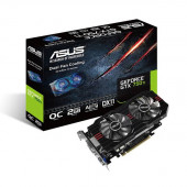 Asus NVIDIA GeForce GTX 750 Ti OC 2GB GDDR5 VGA/2DVI/HDMI PCI-Express Video Card GTX750TI-OC-2GD5