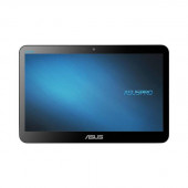 Asus A4110-XS01 15.6 inch Touchscreen Intel Celeron N3150 1.6GHz/ 4GB DDR3/ 500GB HDD/ Windows 10 Pro All-in-One PC (Black) A4110-XS01