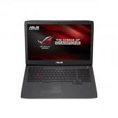 Asus ROG G751JT-WH71(WX) 17.3 inch Intel Core i7-4720HQ 2.6GHz/ 16GB DDR3L/ 1TB HDD/ DVD±RW/ USB3.0/ Windows 10 Notebook (Black) G751JT-WH71(WX)