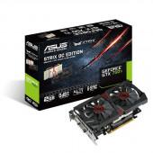 Asus NVIDIA GeForce GT 750 Ti OC 2GB GDDR5 DisplayPort/DVI/HDMI PCI-Express Video Card STRIX-GTX750TI-OC-2GD5