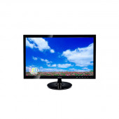 Asus VS208N-P 20 inch Widescreen 50,000,000:1 5ms VGA/DVI LED LCD Monitor (Black) VS208N-P
