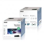 Asus BW-16D1HT 16X SATA Blu-ray Internal Writer Drive (Black), Retail BW-16D1HT