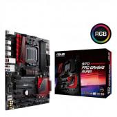 Asus 970 PRO GAMING /AURA Socket AM3+/ AMD 970/ DDR3/ Quad CrossFireX & Quad SLI / USB3.1/ A&GbE/ ATX Motherboard 970 PRO GAMING /AURA
