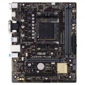 Asus A68HM-PLUS Socket FM2+/ AMD A68H FCH/ DDR3/ SATA3&USB3.0/ A&GbE/ MicroATX Motherboard A68HM-PLUS