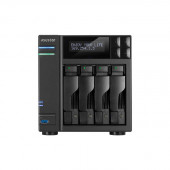 ASUSTOR AS7004T Intel i3 3.5GHz/ 2GB DDR3/ 2GbE/ 2eSATA/ USB3.0/ 4-bay Desktop NAS AS7004T