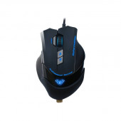 AULA Emperor Hate SI-983 Wired USB Optical Gaming Mouse w/ 400-2000DPI EMPEROR HATE SI-983