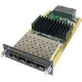 Brocade Expansion Module - 4 x SFP+ 10 Gbit/s - 4 x Expansion Slots FCX-4XG