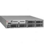 Brocade Ethernet Switch - Manageable - 40 x Expansion Slots - 40 x Expansion Slot - 40 x SFP+ Slots - 2 Layer Supported - Redundant Power Supply - 2U High BR-VDX6720-40-F