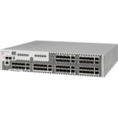 Brocade Ethernet Switch - Manageable - 40 x Expansion Slots - 40 x Expansion Slot - 40 x SFP+ Slots - 2 Layer Supported - Redundant Power Supply - 2U High BR-VDX6720-40-R