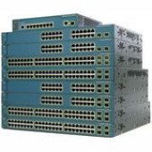 Cisco Catalyst 3550 48-Port Multi-Layer Ethernet Switch - 48 x 10/100/1000Base-T WS-C3560E-48TD-E