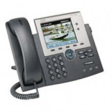 Cisco 7945G Unified IP Phone - 2 x RJ-45 10/100/1000Base-T , Headset - 2Phoneline(s) CP-7945G
