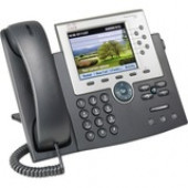 Cisco 7965G Unified IP Phone - 2 x RJ-45 10/100/1000Base-T , 1 x CP-7965G