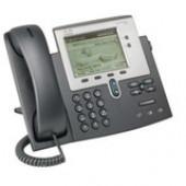 Cisco 7942G Unified IP Phone - 2 x RJ-45 10/100Base-TX , 1 x CP-7942G