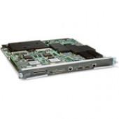Cisco Supervisor Engine 720 - 1 x 10/100/1000Base-T - 2 x SFP (mini-GBIC) , 2 x X2 , 1 x Compact Flash Port VS-S720-10G-3C