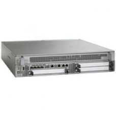 Cisco 1002 Aggregation Services Router - 3 x Shared Port Adapter, 1 x Expansion Slot, 4 x SFP (mini-GBIC) ASR1002
