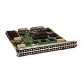 Cisco Catalyst Switching Module - 48 x 10/100/1000Base-T WS-X6548-GE-TX