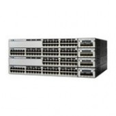 Cisco Catalyst 3750X-48T-S Layer 3 Switch - 48 Ports - Manageable - Stack Port - 1 x Expansion Slots - 10/100/1000Base-T - 48 x Network - 3 Layer Supported - 1U High - Rack-mountableLifetime Limited Warranty WS-C3750X-48T-S