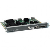 Cisco Supervisor Engine - For Data Networking, Optical Network - 4 x SFP+ 4 x Expansion Slots WS-X45-SUP7-E