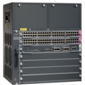 Cisco Catalyst Switch Chassis - Manageable - 7 x Expansion Slots - 4 Layer Supported - Redundant Power Supply - 11U HighLifetime Limited Warranty WS-C4507R+E
