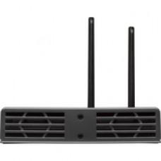 Cisco 819G Wireless Integrated Services Router - 4G - 2 x Antenna - 4 x Network Port - 1 x Broadband Port - USB - Gigabit Ethernet - VPN Supported - Wall Mountable, Desktop C819G-4G-G-K9