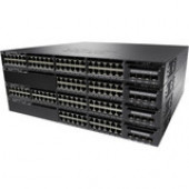 Cisco Catalyst WS-C3650-24TD Layer 3 Switch - 24 Ports - Manageable - 2 x Expansion Slots - 10/100/1000Base-T - 2 x SFP+ Slots - 3 Layer Supported - Redundant Power Supply - 1U High - Rack-mountableLifetime Limited Warranty WS-C3650-24TD-E
