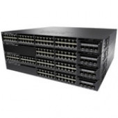 Cisco Catalyst WS-C3650-48PD Ethernet Switch - 48 Ports - Manageable - 4 x Expansion Slots - 10/100/1000Base-T - 4 x SFP Slots - 2 Layer Supported - Redundant Power Supply - 1U High - Rack-mountableLifetime Limited Warranty WS-C3650-48PD-L