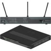 Cisco 891F Gigabit Ethernet Security Router with SFP - 11 Ports - Management Port - 1 Slots - Gigabit Ethernet - Desktop C891F-K9