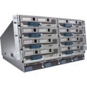 Cisco UCS 5108 Blade Server Case - Rack-mountable - 6U - 0 x Fan(s) Installed - 0 - 8 x Fan(s) Supported - 2x Slot(s) UCSB-5108-AC2