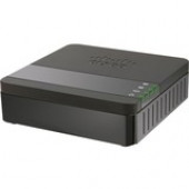 Cisco UC 2 Port Analog Telephone Adapter - 1 x RJ-45 - 2 x FXS ATA190