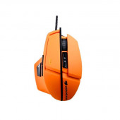 Cougar 600M MOC600O Wired USB Laser Performance Gaming Mouse w/ 8200 DPI (Orange) MOC600O