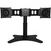 DoubleSight DS-219STB Dual Monitor Flex Stand for LCD Displays DS-219STB