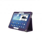Kensington K97111WW Comercio Soft Folio Case & Stand for Galaxy Tab 3 10.1 (Plum) K97111WW