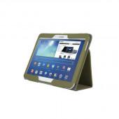 Kensington K97112WW Comercio Soft Folio Case & Stand for Galaxy Tab 3 10.1 (Olive) K97112WW