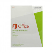 Microsoft Office Home and Student 2013 32/64-bit English (No Media, 1 License) 79G-03550