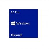 Microsoft Windows 8.1 Pro Operating System 64-bit English (1 Pack), OEM FQC-06950