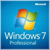 Microsoft Windows 7 Professional SP1 32/64 bit English (1-Pack), OEM FQC-08250