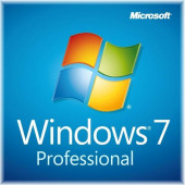 Microsoft Windows 7 Professional SP1 64-bit English (1-Pack), OEM FQC-08289
