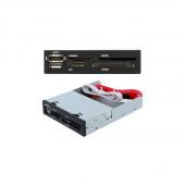 Nippon Labs ICR-BB Delux 3.5 inch All-In-One Internal Card Reader/Writer w/ USB2.0 & eSATA Ports ICR-BB